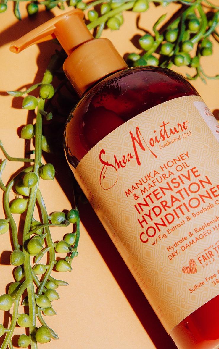 Shea Moisture Manuka Honey & Mafura Oil Intensive Hydration Conditioner 384ml 2