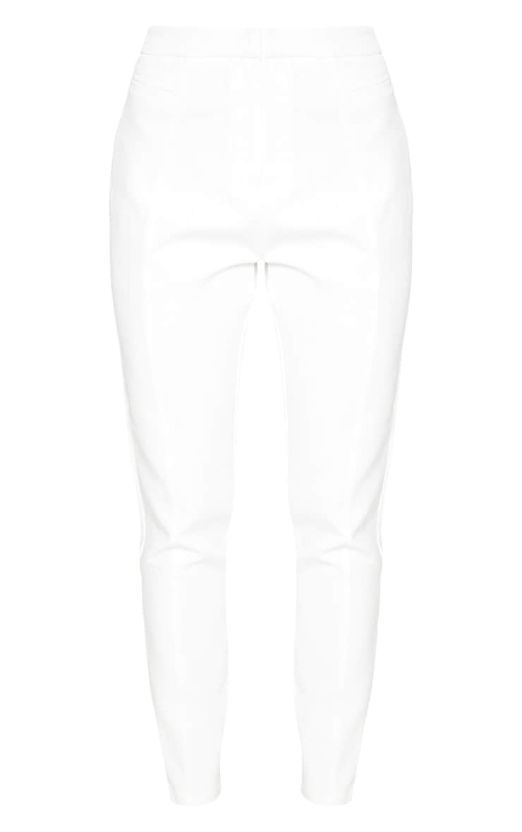 Avani Cream Suit Trousers 3