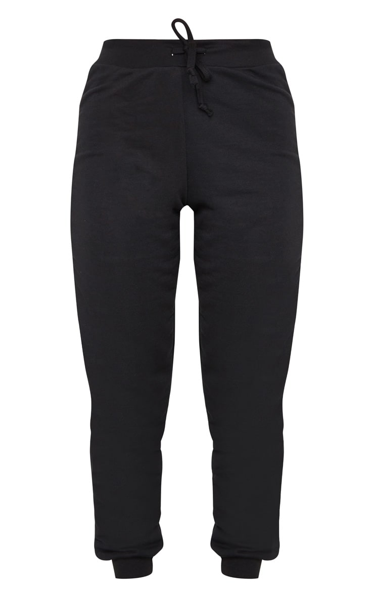 Black Ultimate Sweat Jogger 5