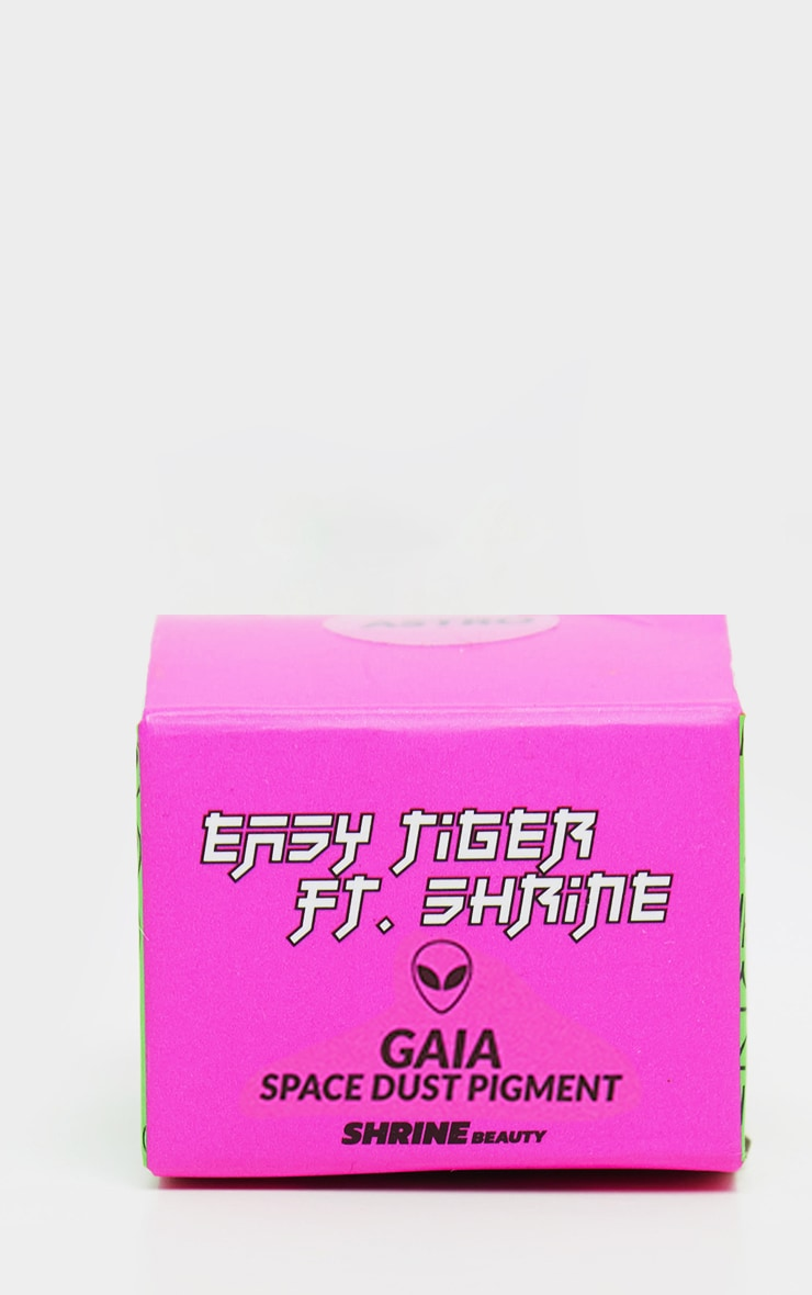 SHRINE Neon Pink Pigment Gaia 3