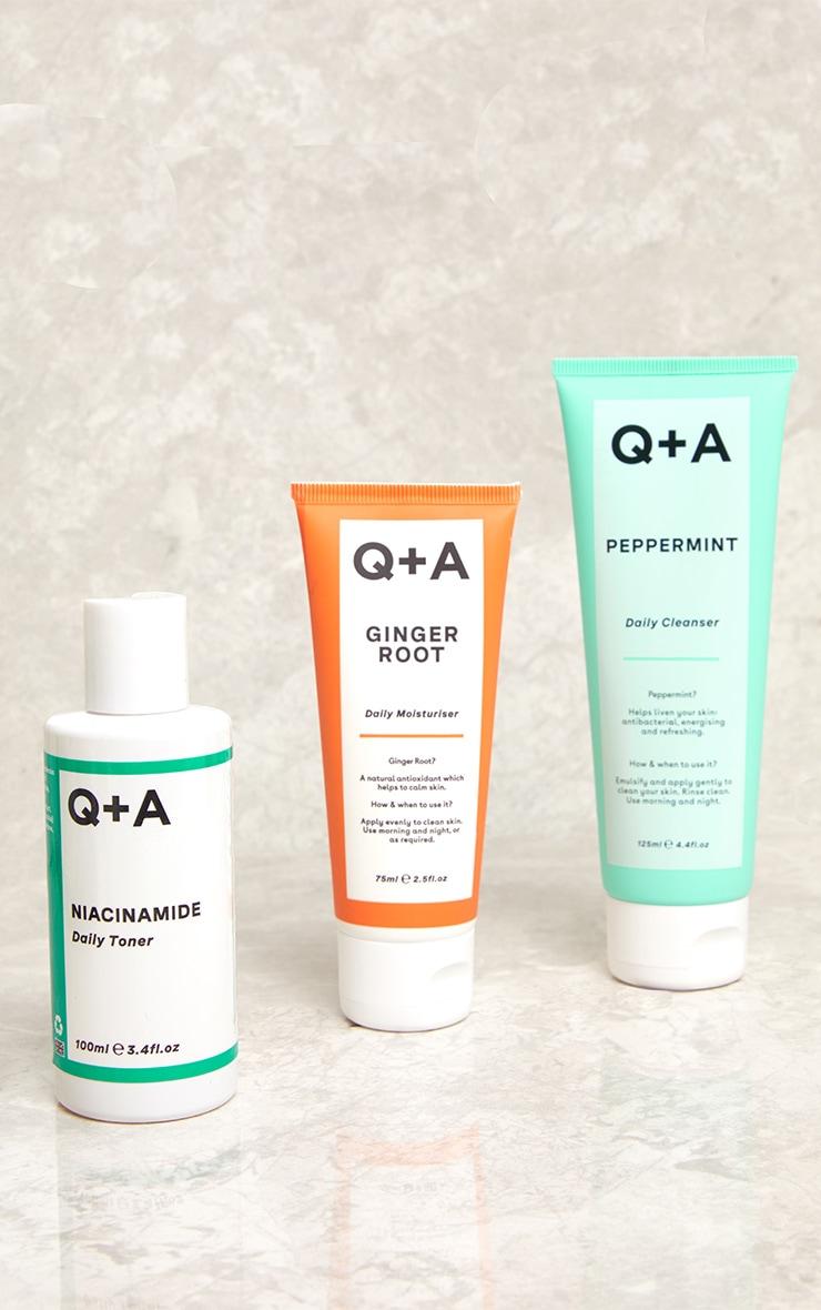 Q+A Daily Essentials Bundle 3