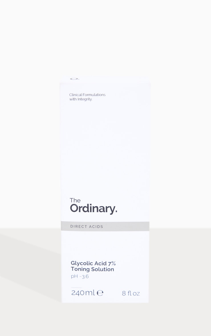 The Ordinary Glycolic Acid 7% Toning Solution 2