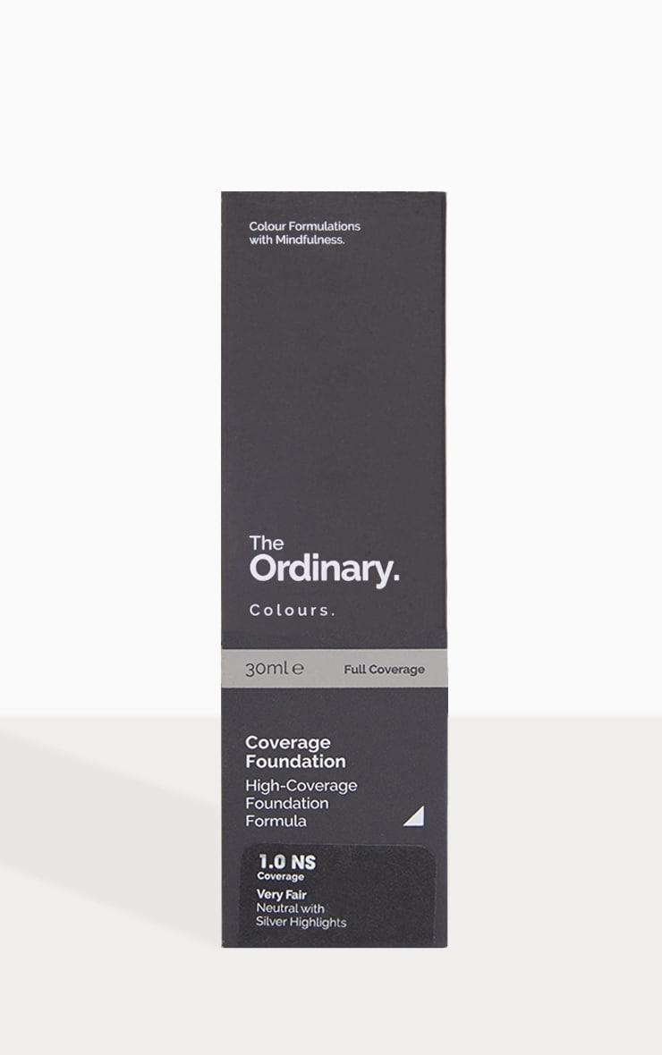 The Ordinary Coverage Foundation 1.0NS Very Fair 2