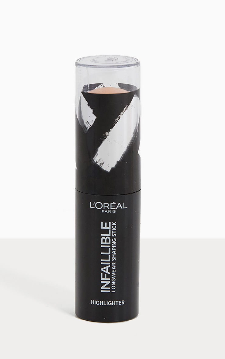 L'Oréal Paris Infallible Stobe Highlight Stick 502 Gold Is Cold 2
