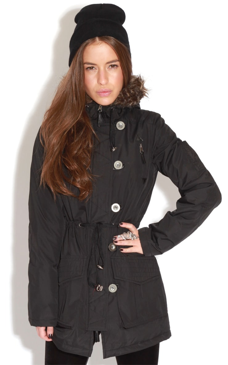 PADDED PARKER COAT 4