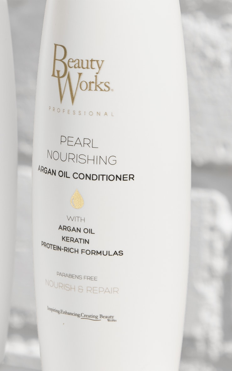 Beauty Works Pearl Nourishing Conditioner 250ml 2