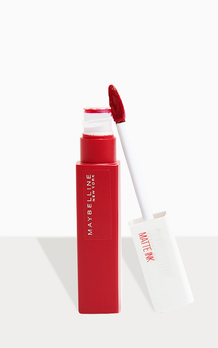 Maybelline SuperStay Matte Ink Lipstick 20 Pioneer 2