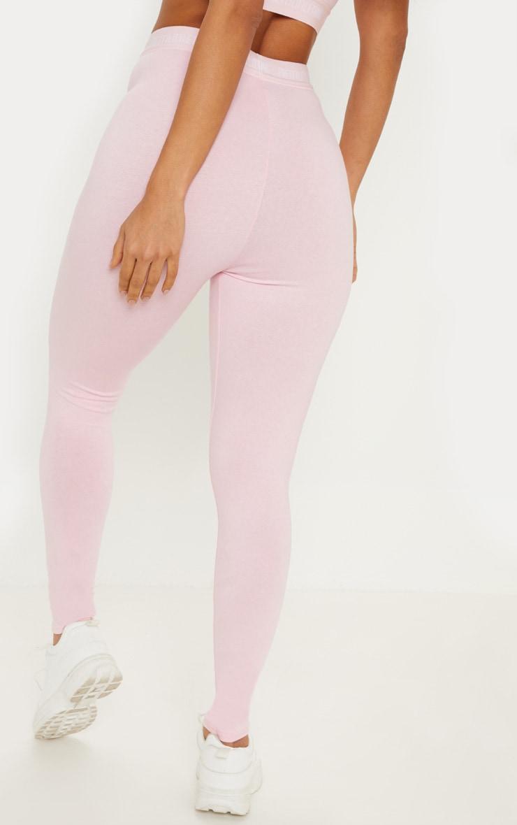 PRETTYLITTLETHING Pink Leggings 4