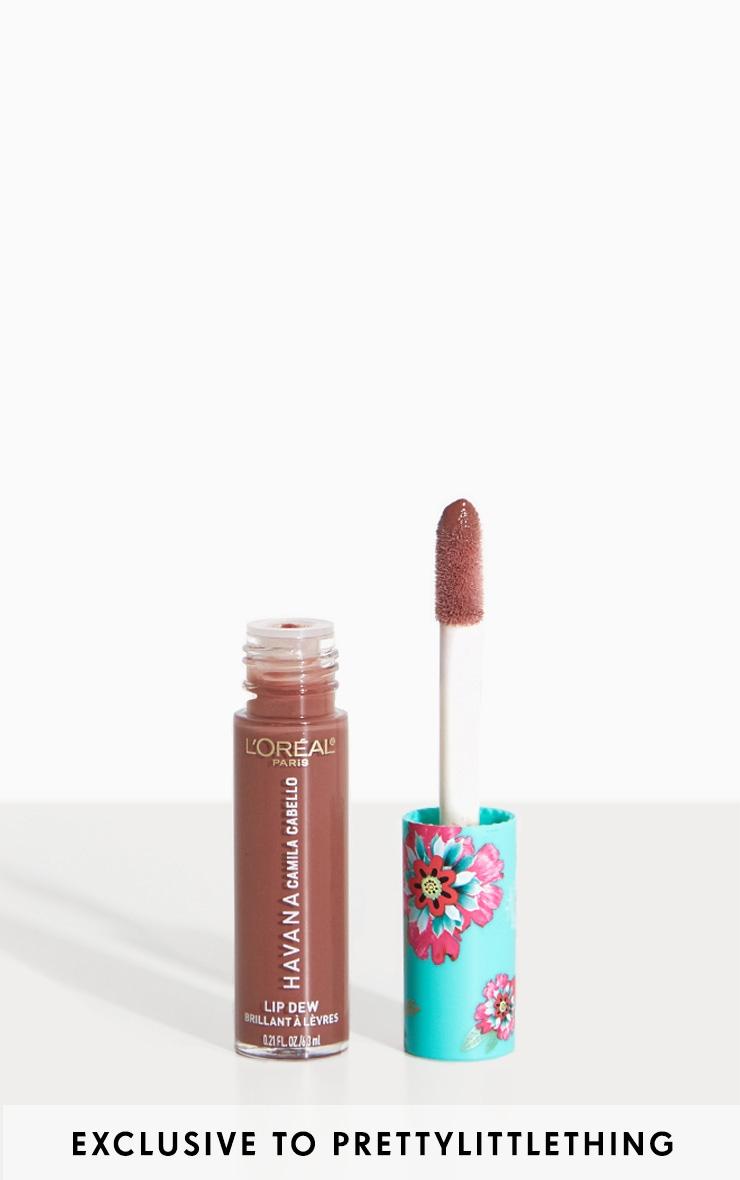 L'Oréal Paris X Camila Cabello Lip Dew Gloss Desnudo