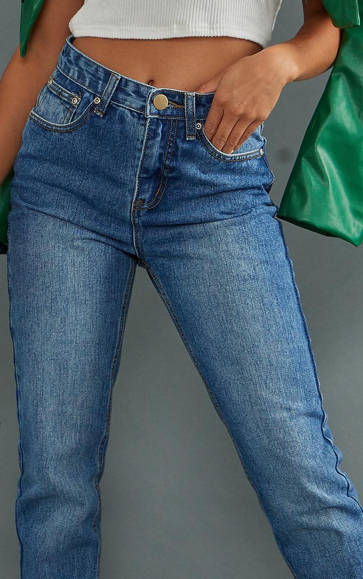 Petite Midwash Mom Jeans 4