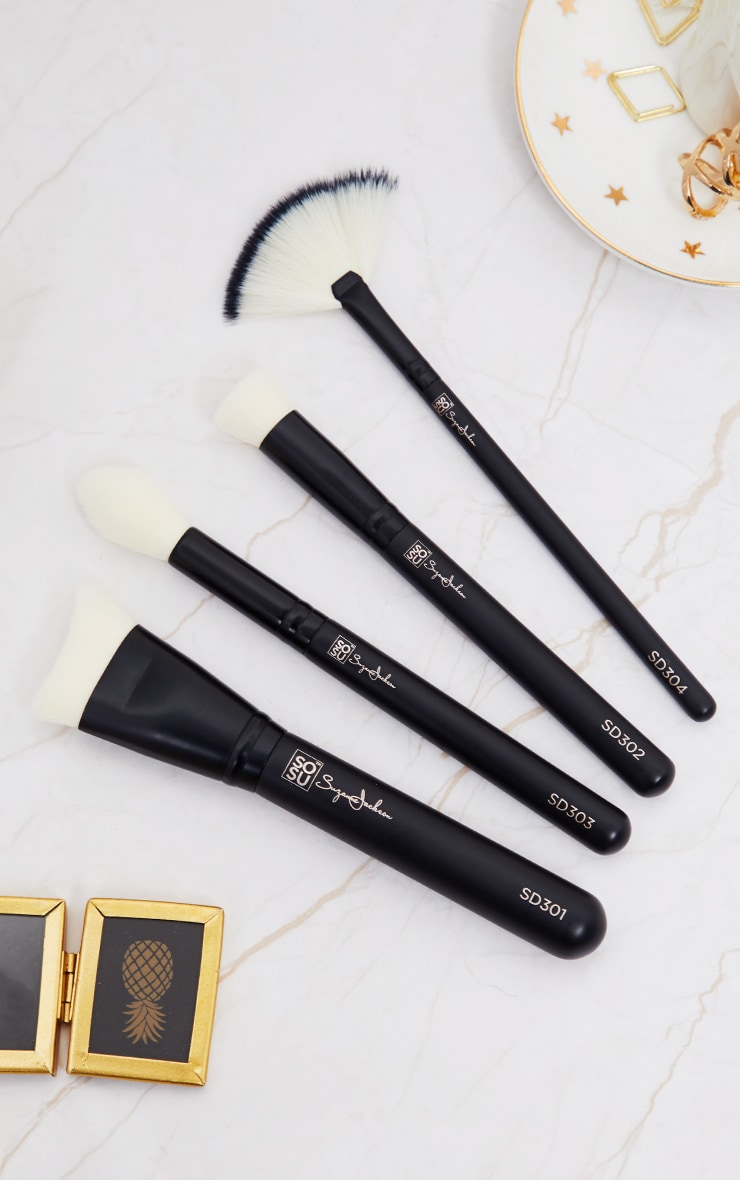 SOSUBYSJ The Detail Collection 4 Piece Brush Set  2