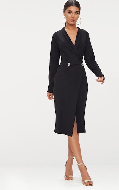 1fd9115906c Blazer Dresses | Tuxedo & Suit Dress | PrettyLittleThing AUS