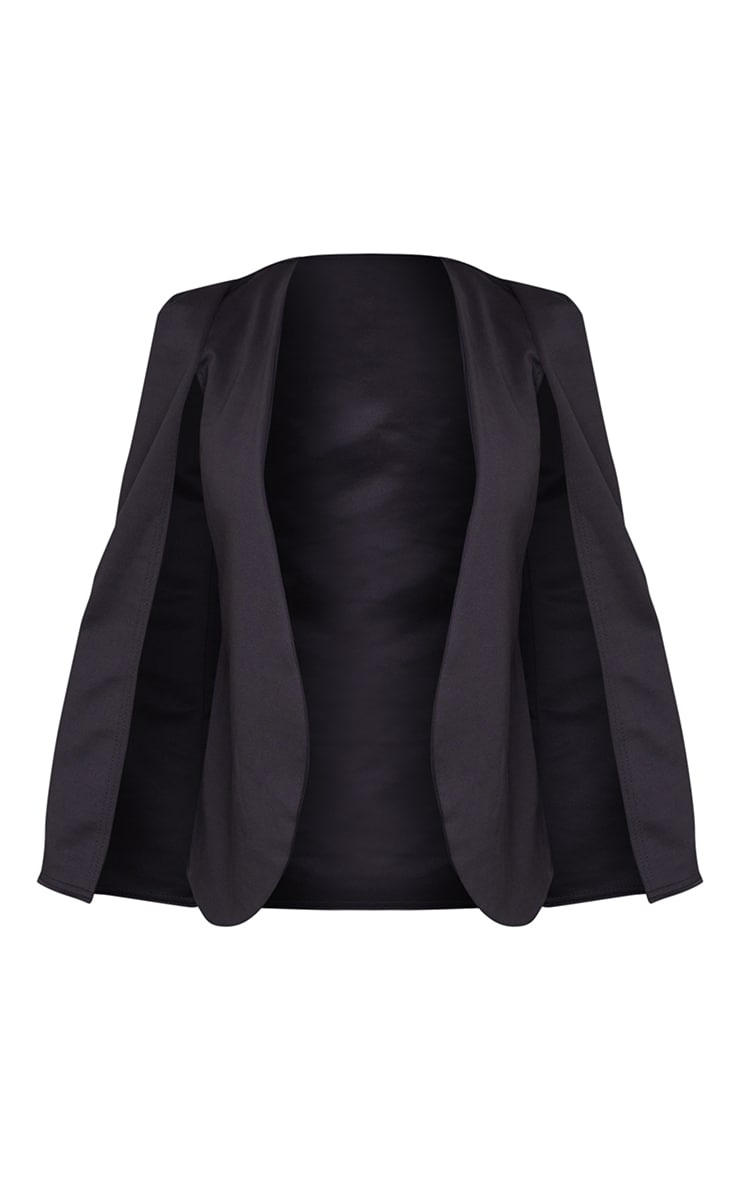 Black Cape Blazer 5