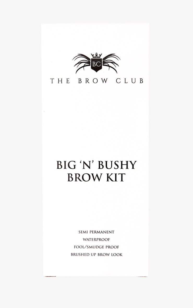 Big N Bushy Medium Eyebrow Kit 2