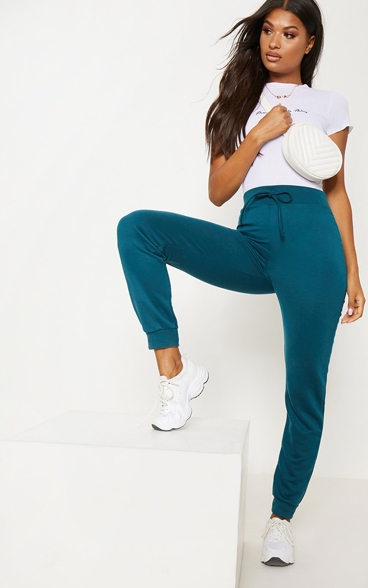 Teal Ultimate Sweat Jogger 1