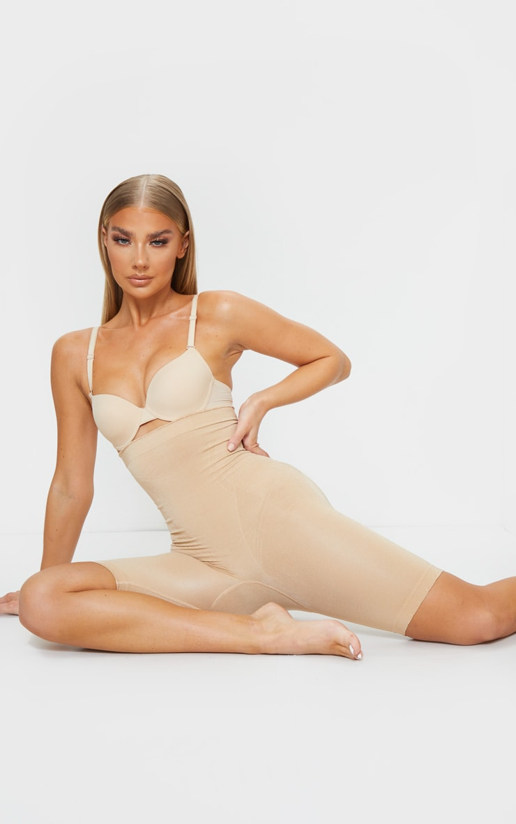 Nude Bum Lift Shapewear High Waisted Short 5
