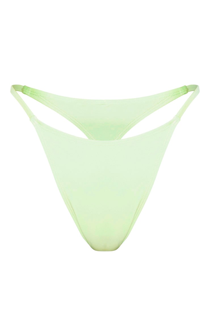 Mint Mix & Match Itsy Bitsy Bikini Bottom 7