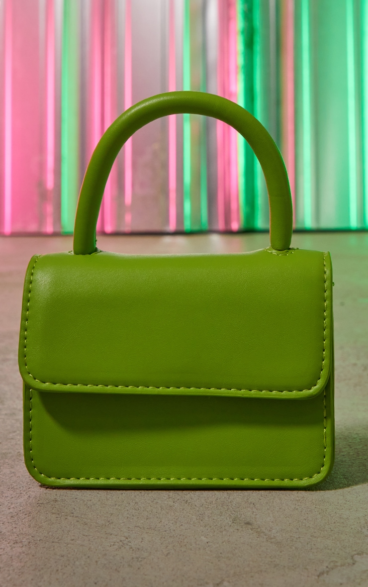 Green Mini Bag 2