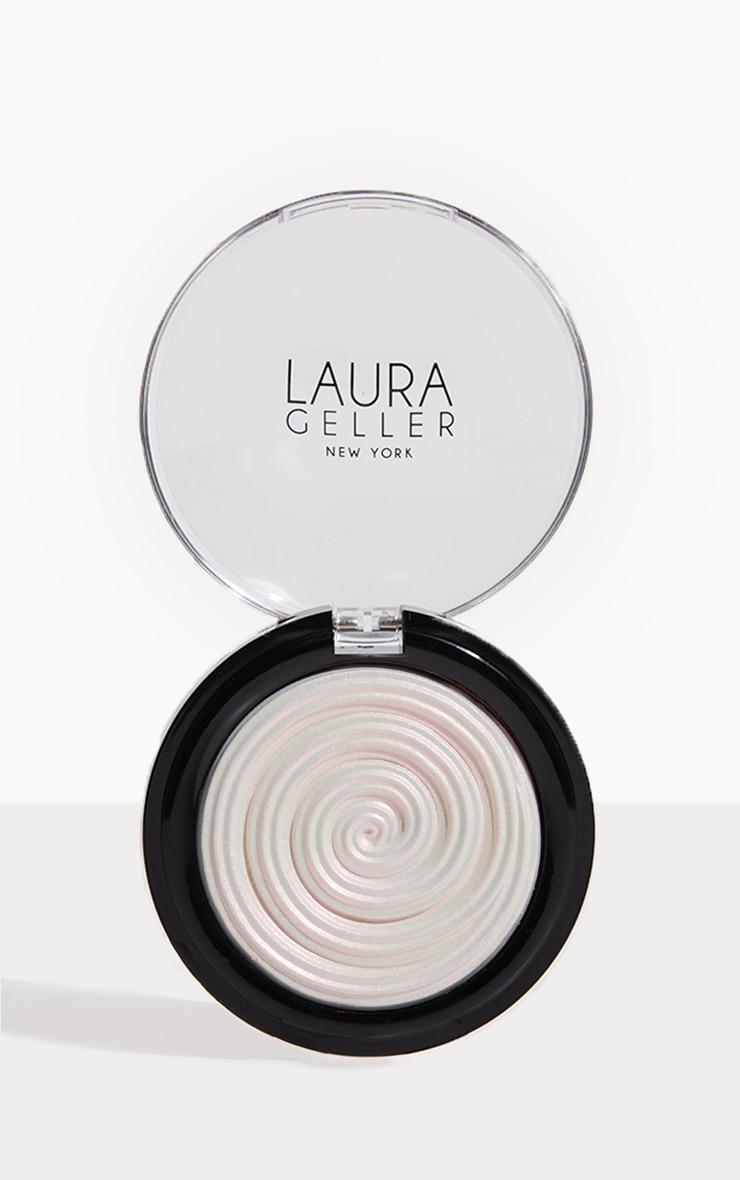Laura Geller Baked Gelato Swirl Illuminator Diamond Dust