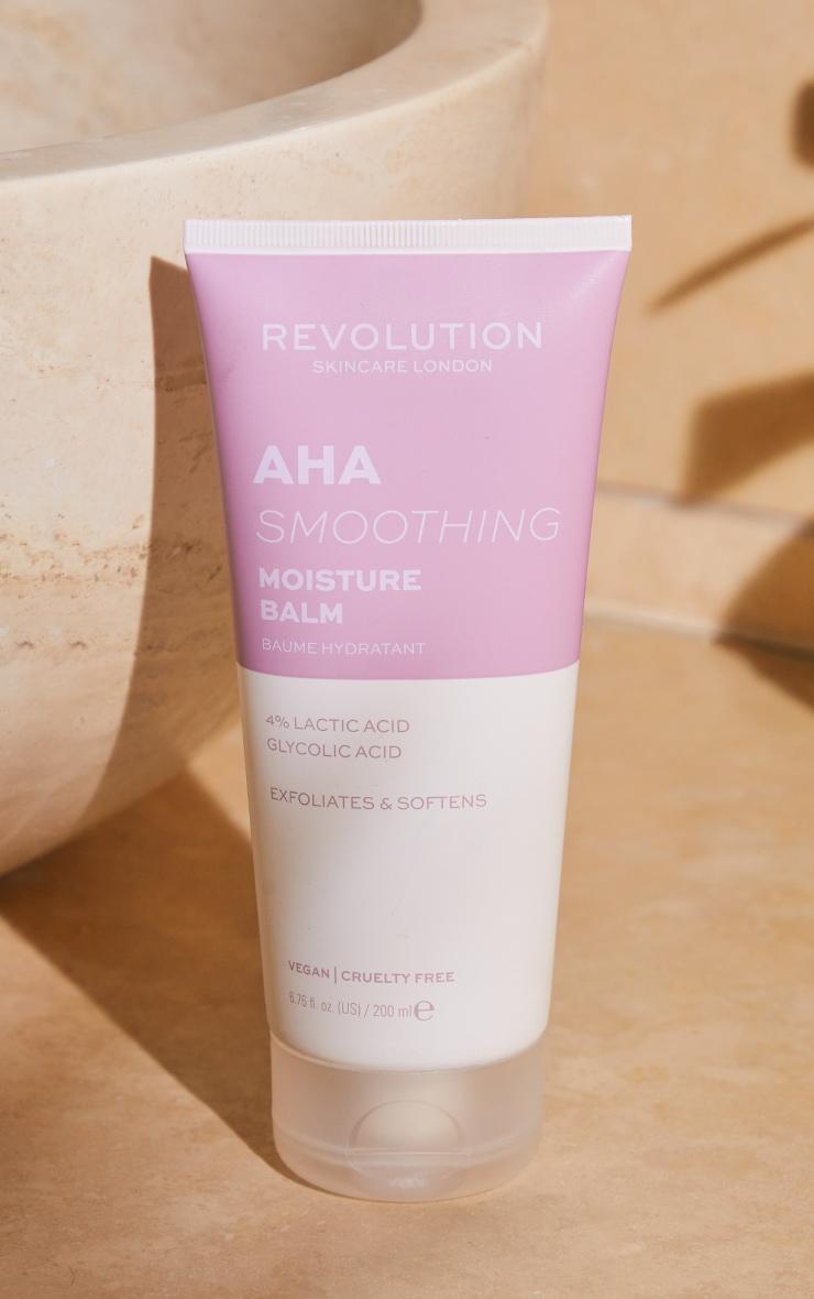 Revolution Body Skincare AHA Smoothing Moisture Balm 4