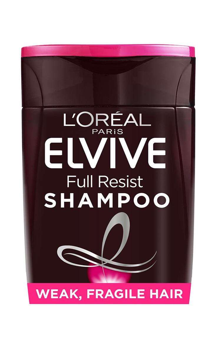 L'Oreal Elvive Full Resist Reinforcing Fragile Hair Shampoo 400ml 4