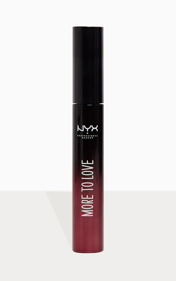 NYX Professional Makeup Super Luscious Mascara More To Love 2