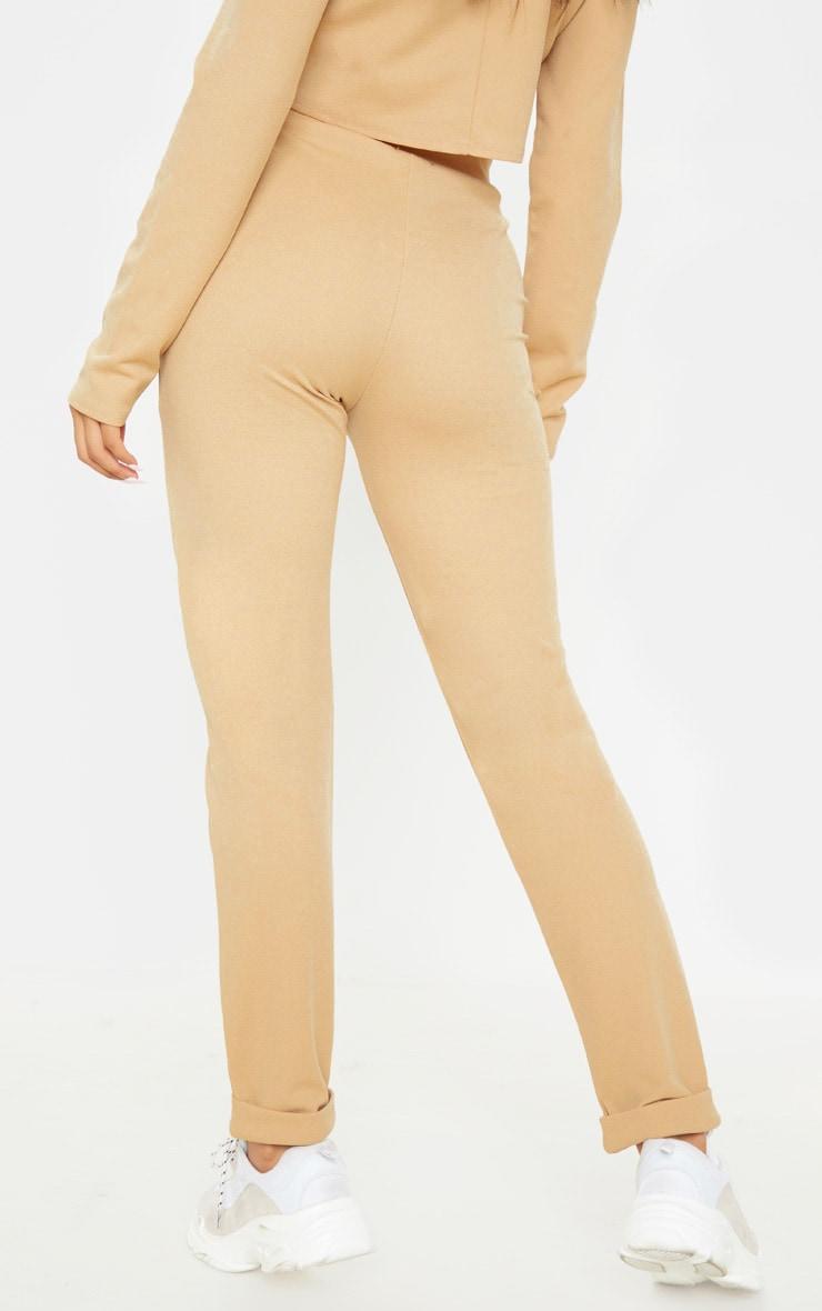 Stone Straight Leg Pants 4