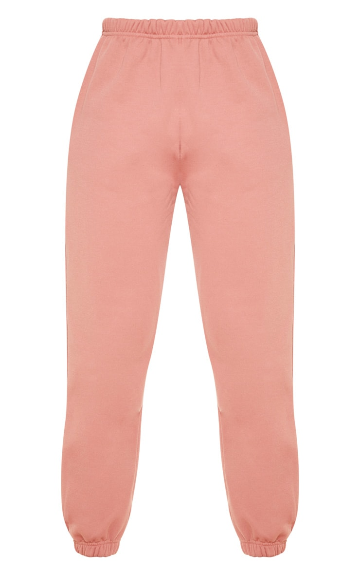 Dusty Pink Casual Jogger 3