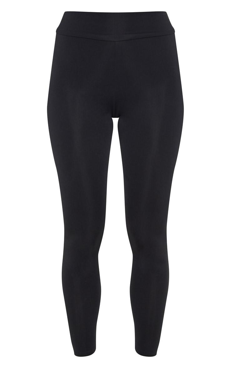 Legging de sport basique noir 3