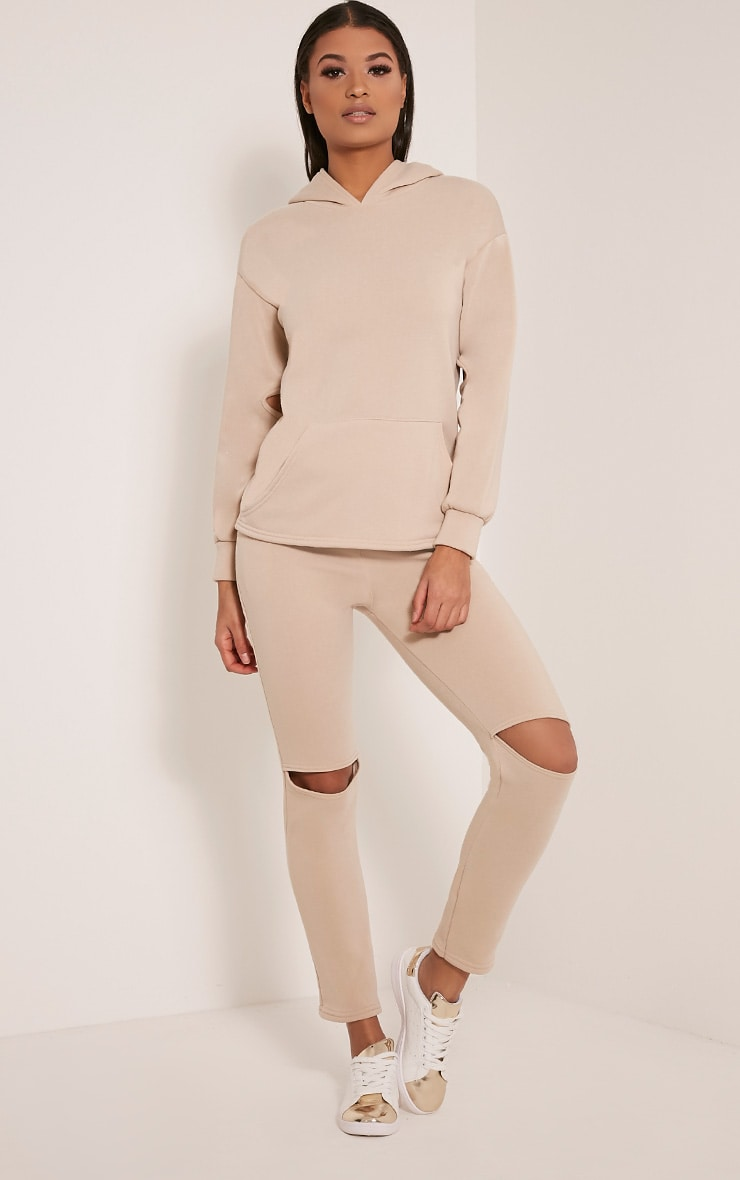 Dionne Stone Slit Elbow Sweater 4