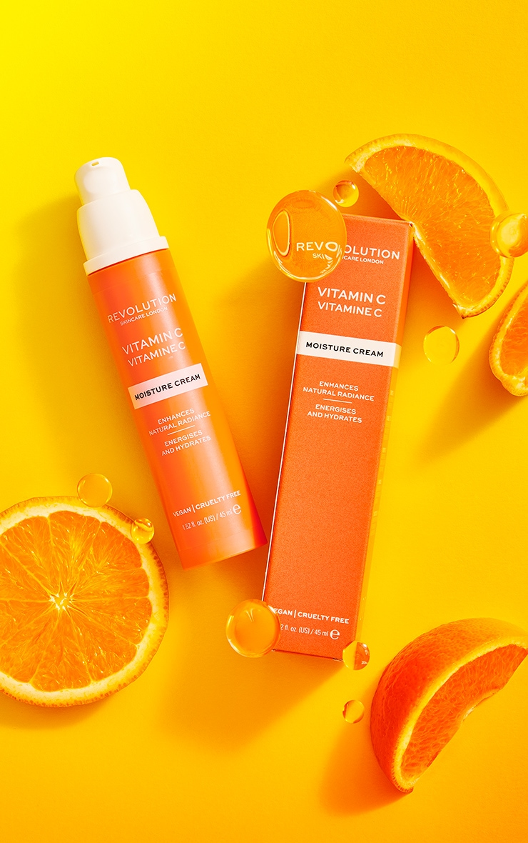 Revolution Skincare Vitamin C Moisturiser 2