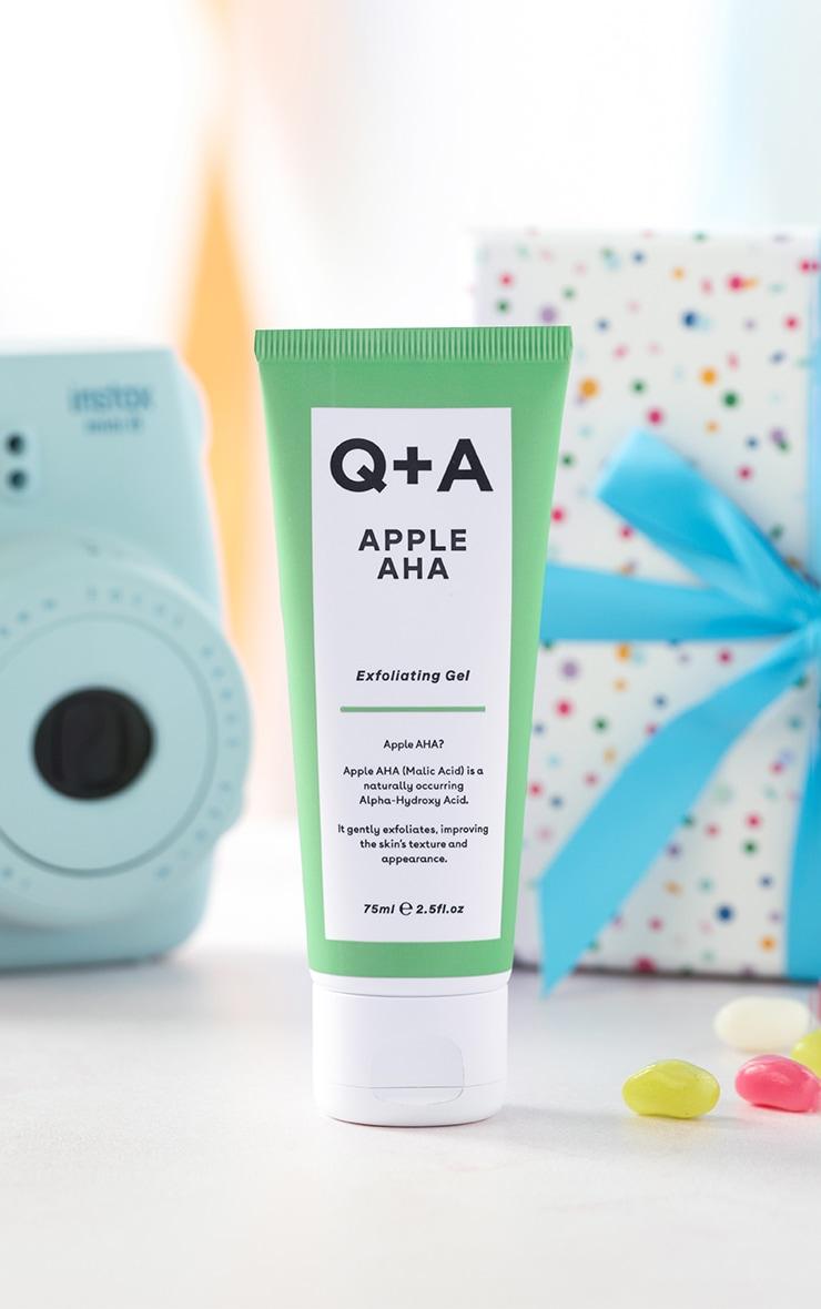 Q+A Apple AHA Exfoliating Gel 3