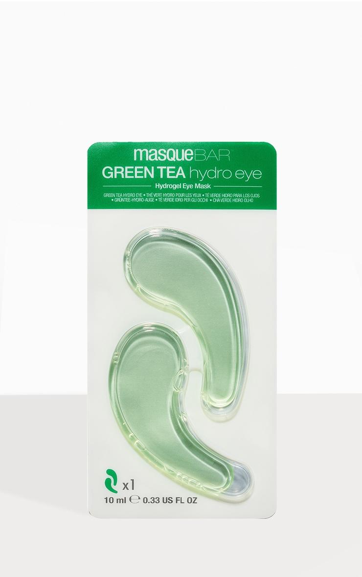 Masque Bar Green Tea Hydro Gel Eye Patch 2