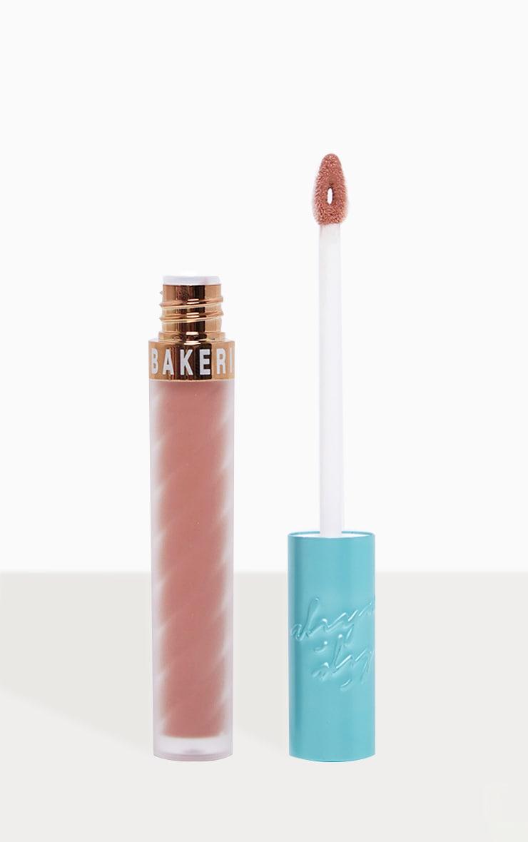 Beauty Bakerie Matte Lip Whip I Like To Chai Chai 1