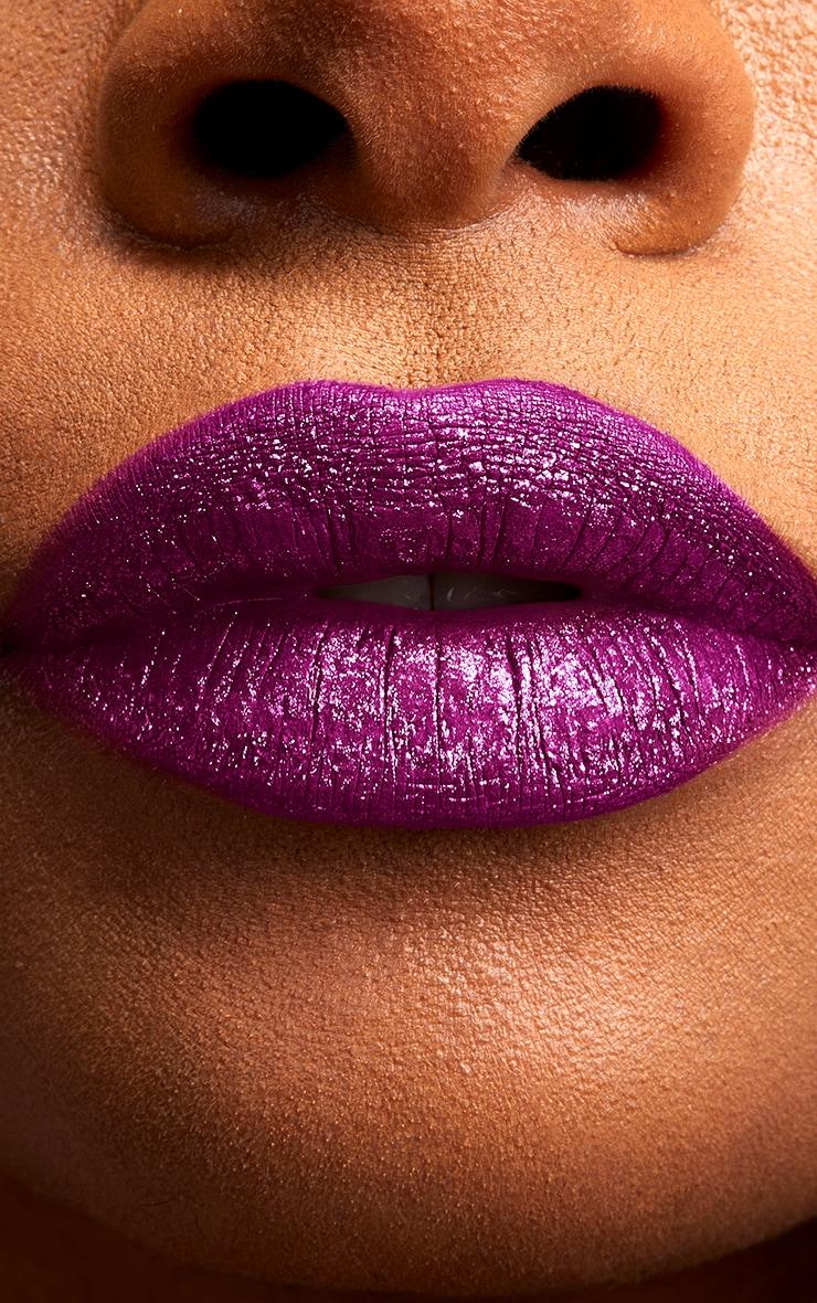 NYX Professional Makeup Glitter Goals Liquid Lipstick X Infinity 5