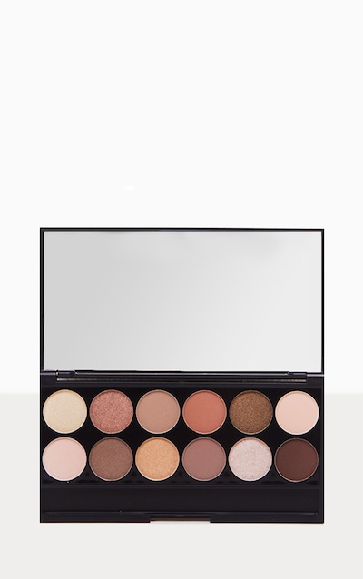 Sleek MakeUP iDivine Eyeshadow Palette A New Day