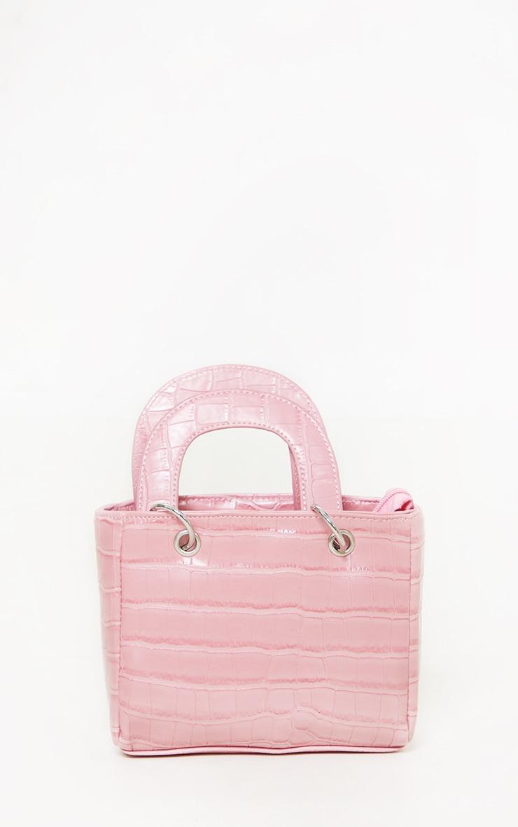 Pink Croc Mini Grab Bag 2