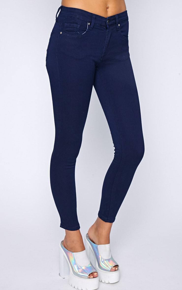 Kimmy Navy Skinny Jeans 3