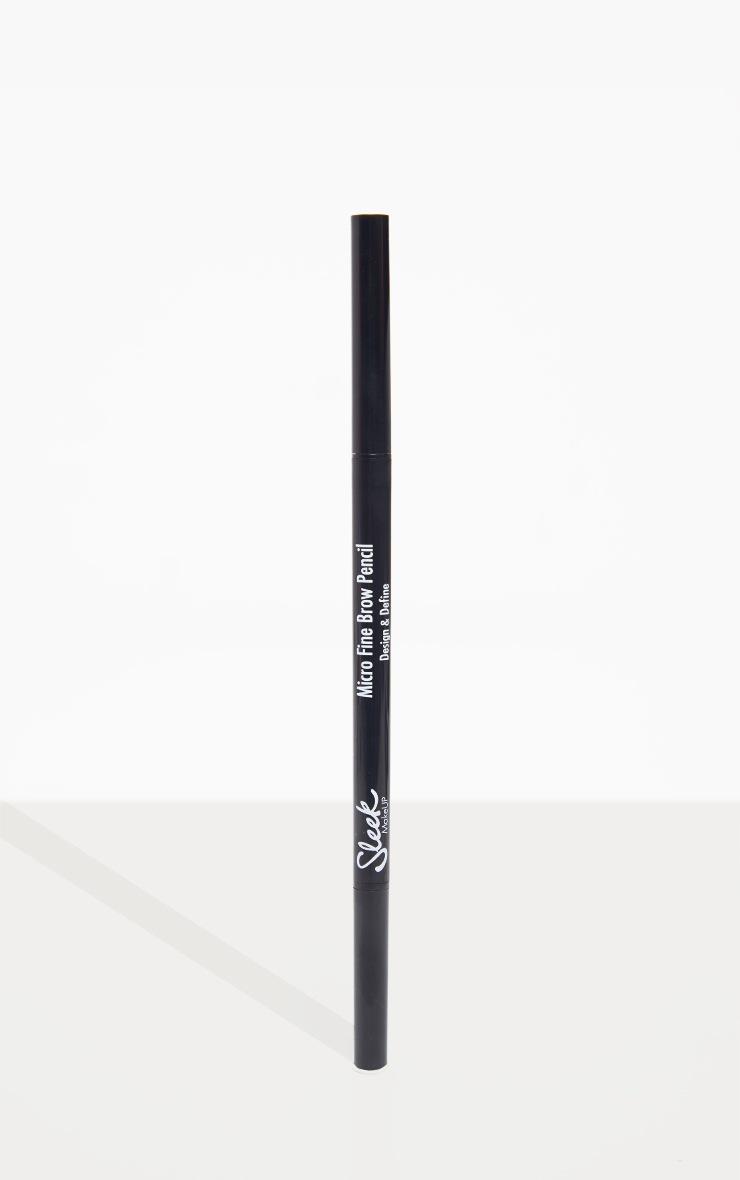 Sleek MakeUP - Crayon sourcils ultra précis - Blonde 3