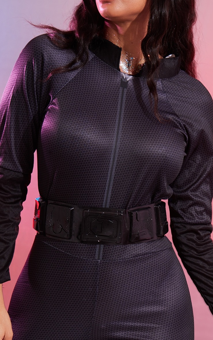Black The Dark Night Rises Catwoman Costume 5