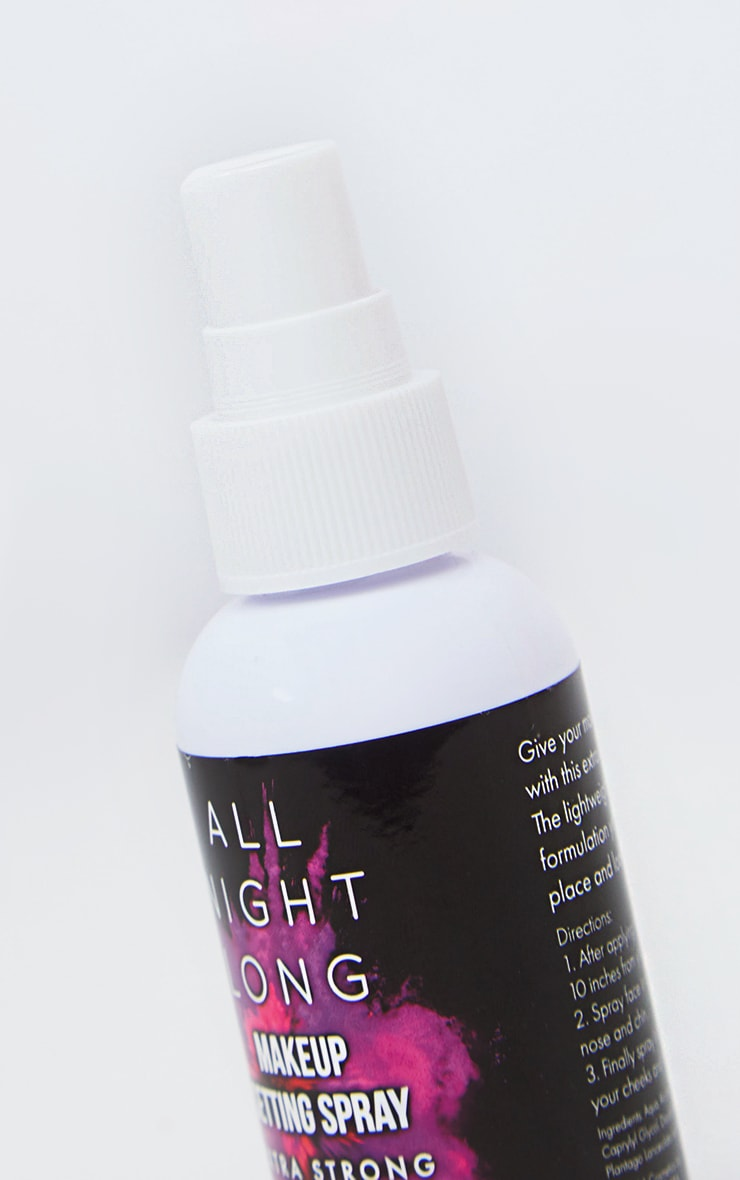Barry M All Night Long Extra Strong Setting Spray 3