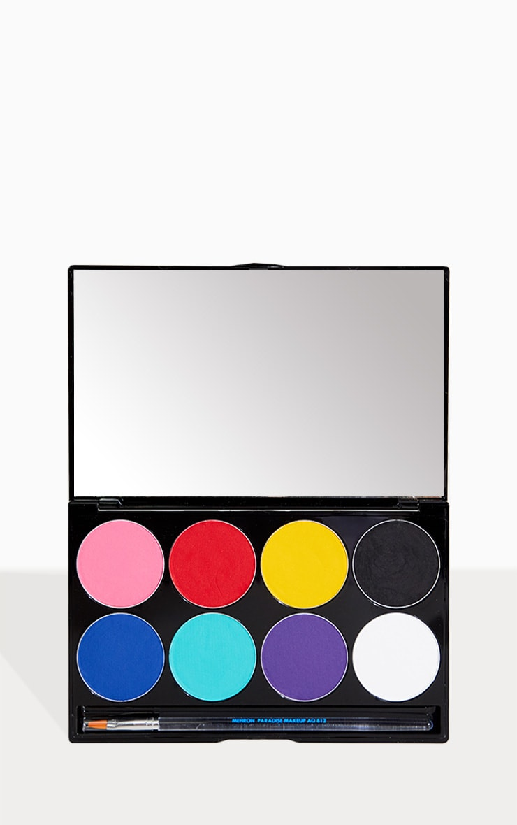 The Gypsy Shrine Mehron Paint Palette