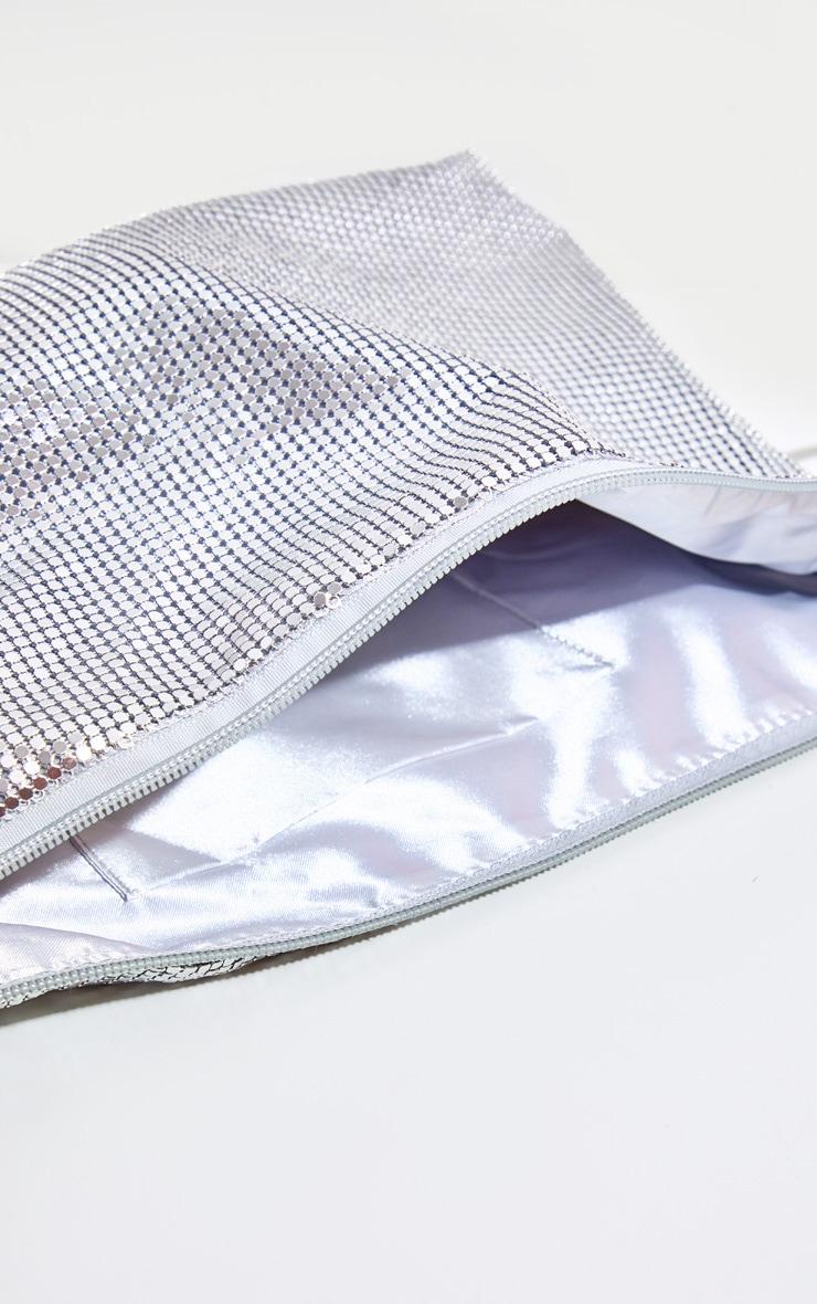 Silver Chain Mail Ring Detail Grab Bag 3