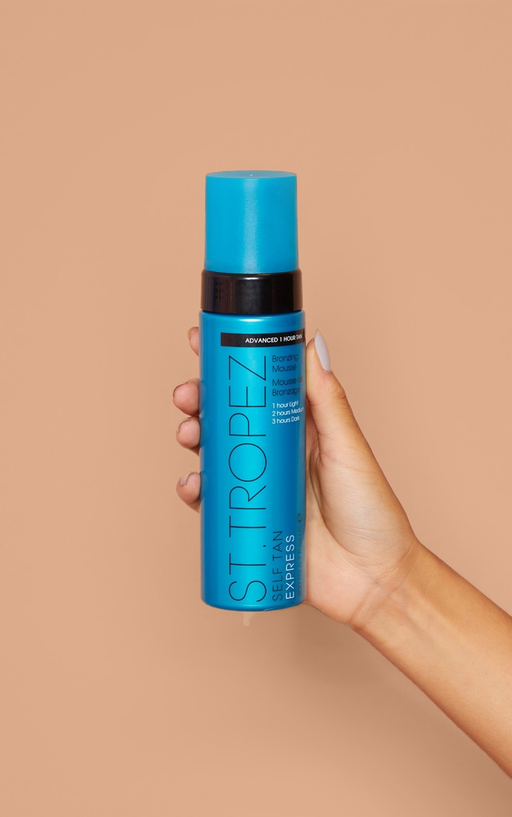 St. Tropez Self Tan Express 1 hour Mousse  1