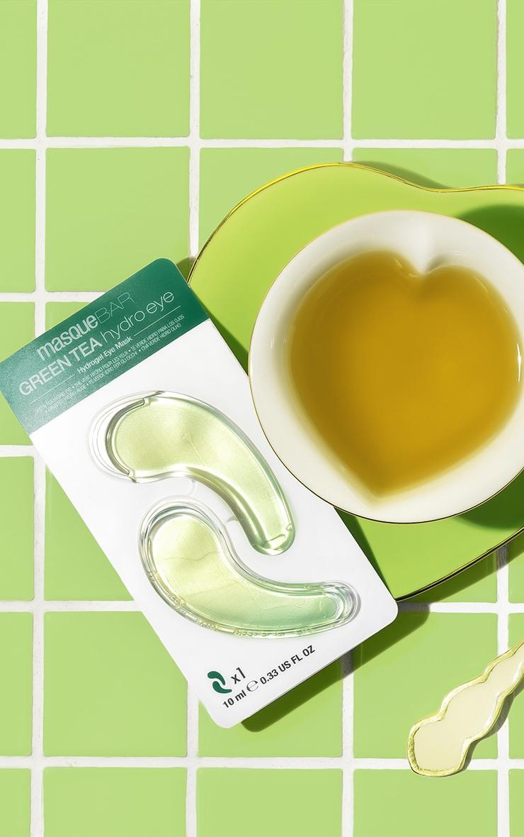Masque Bar Green Tea Hydro Gel Eye Patch 1