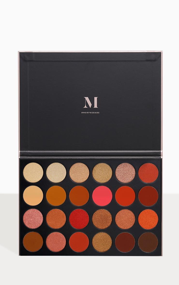 Morphe 24g Grand Glam Eyeshadow Palette 1