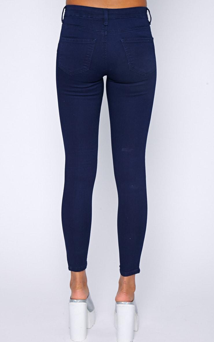 Kimmy Navy Skinny Jeans 2