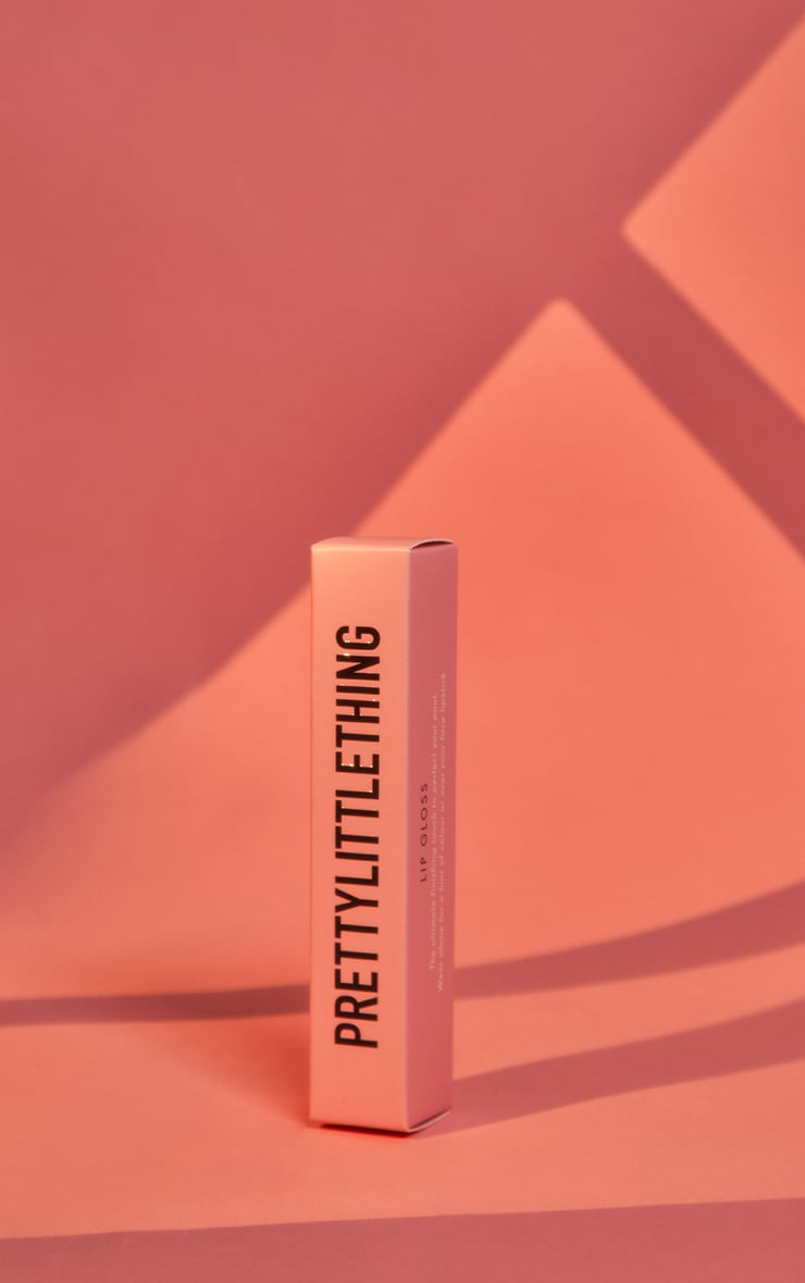 PRETTYLITTLETHING Lip Gloss Nude Allude 3