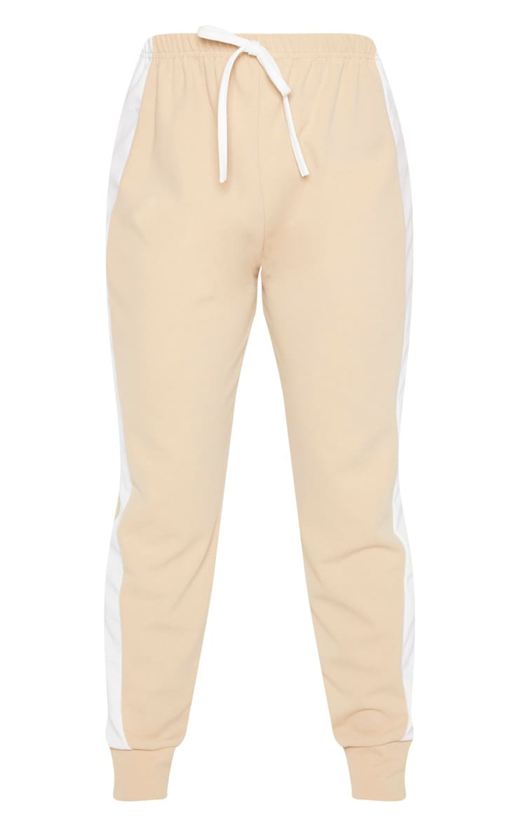 Petite Stone Side Stripe Detail Track Pants 3