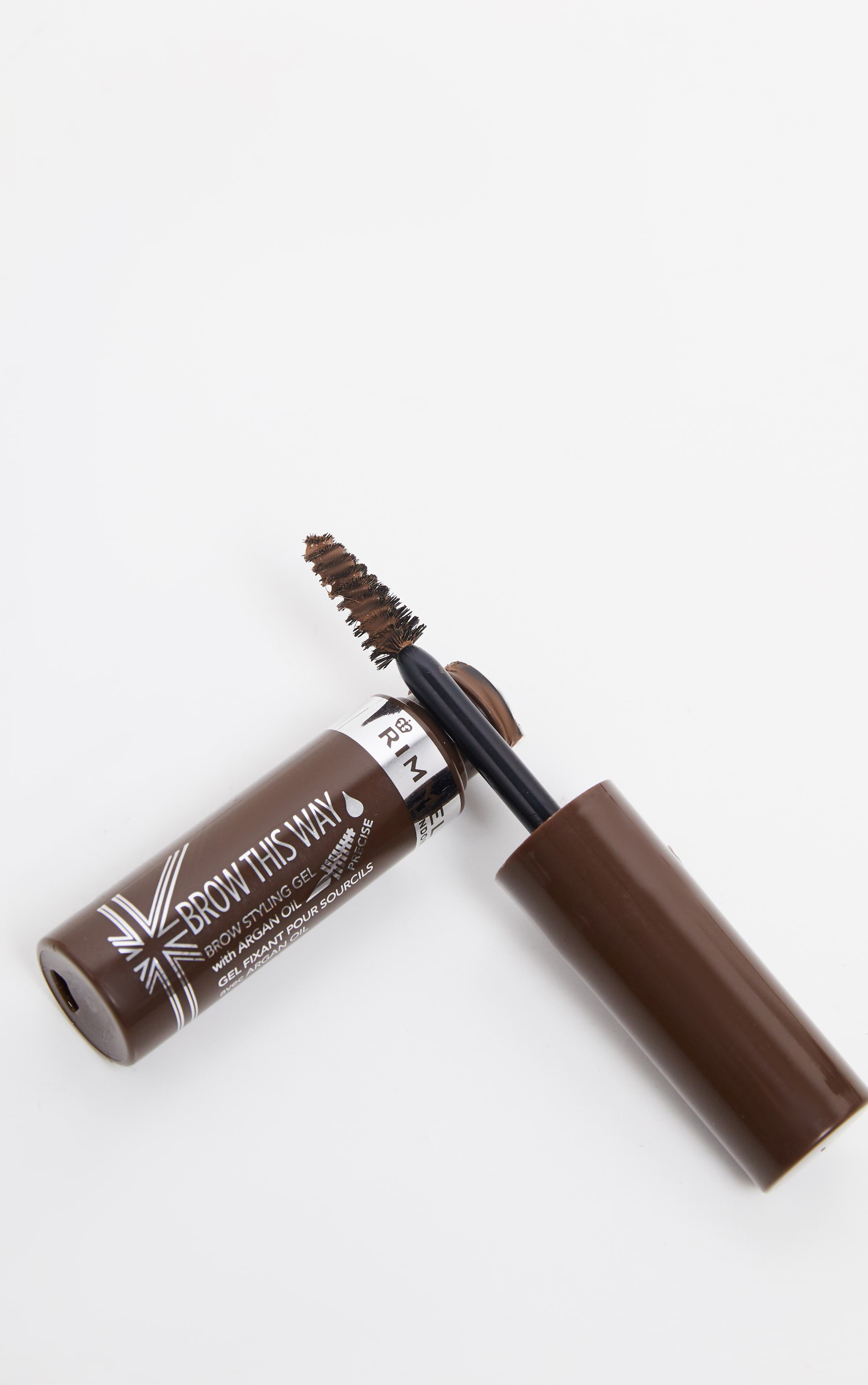 Rimmel Brow This Way Gel With Argan Oil 002 Medium Brown 3